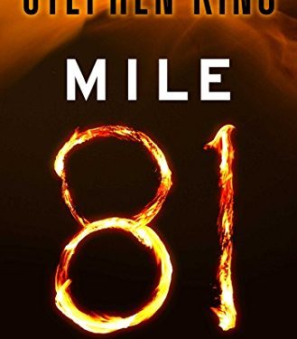 Stephen King's <i>Mile 81</i> Will Be Film