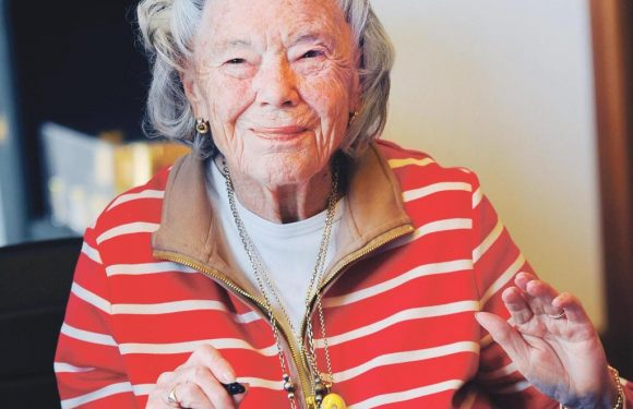 Rosamunde Pilcher Dead at 94