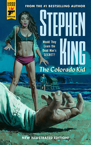 The Colorado Kid by Stephen King Returns May 7