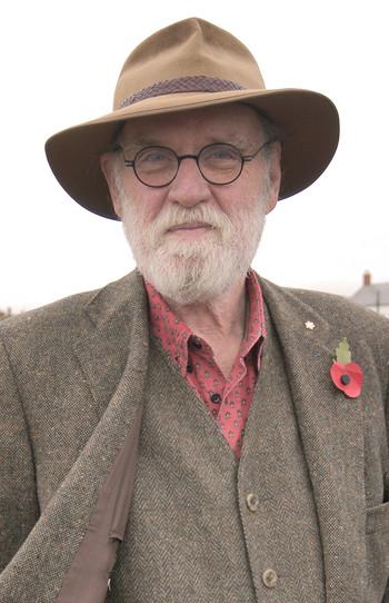 Graeme Gibson Dies at 85