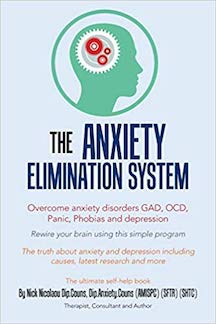 Non-Fiction: The Anxiety Elimination System  by Nick Nicolaou