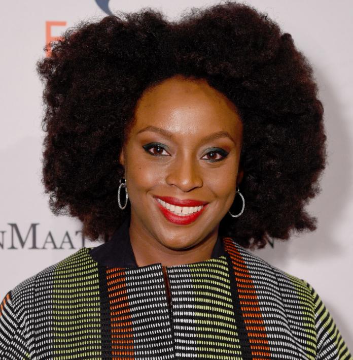 Author and Feminist Icon Chimamanda Ngozi Adichie Honored