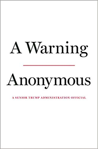 Non-Fiction: A Warning  by Anonymous