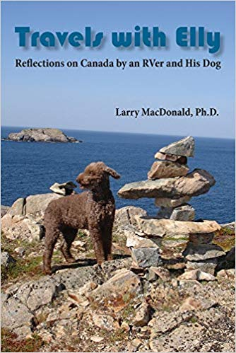 Non-Fiction: Travels with Elly by Larry MacDonald