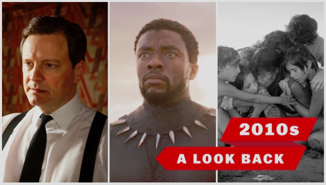 The Films that Shaped the Decade
