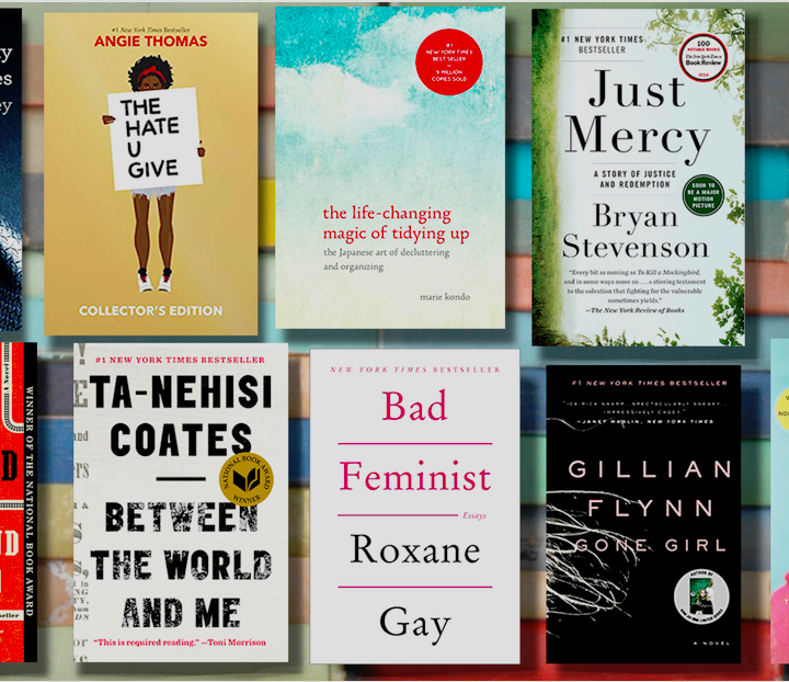 Books of Influence: The Most Important Books of the 2010s