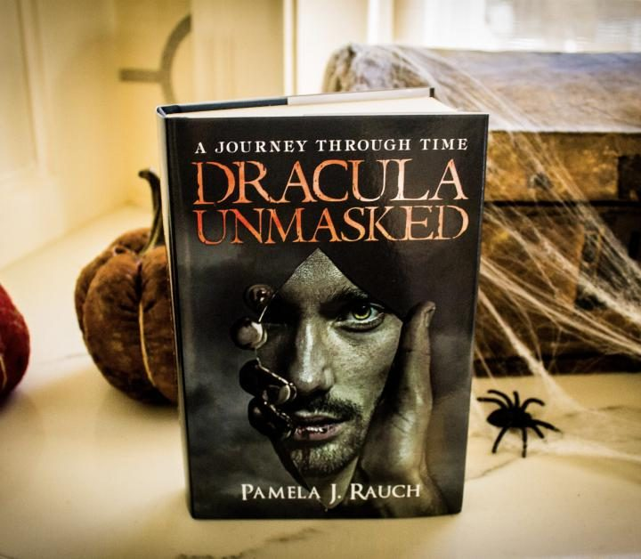Fiction: Dracula Unmasked  by Pamela Rauch