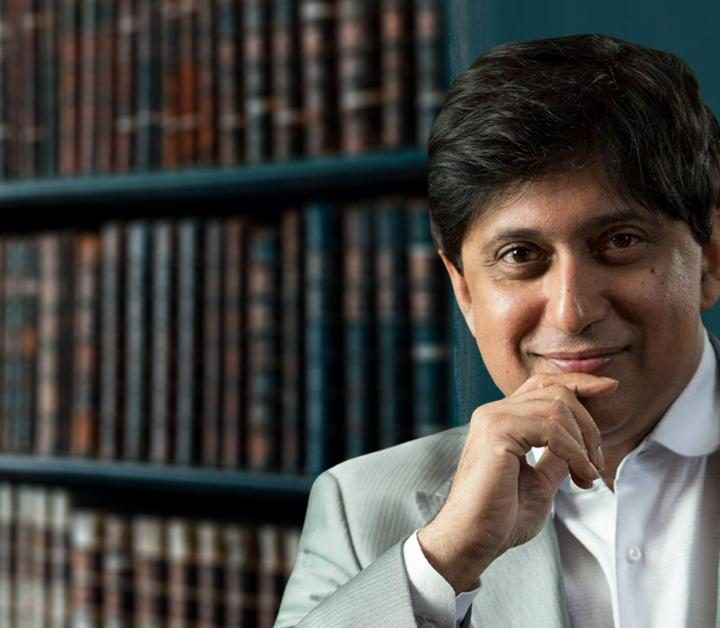 Dr. Srini Pillay: How You Can Find Peace of Mind in the New Year