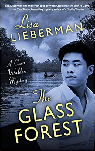 Crime Fiction: The Glass Forest by Lisa Lieberman