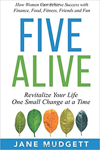 Non-Fiction: Five Alive by Jane Mudgett