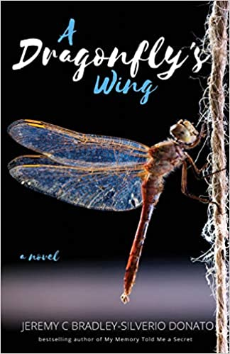 This Just In: A Dragonfly's Wing  by Jeremy Bradley-Silverio Donato