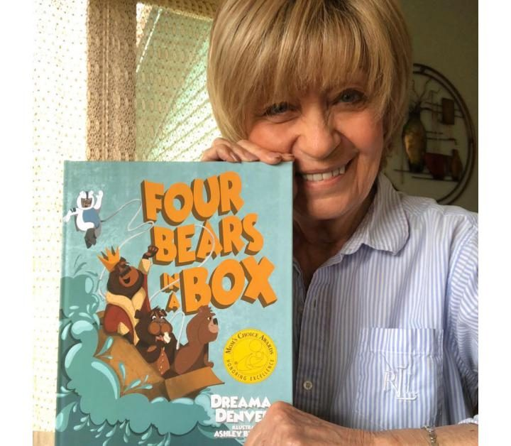 Children's Books: Four Bears in a Box  by Dreama Denver