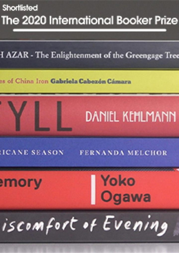 International Booker Prize Festivities Will Flow Through Mid-July