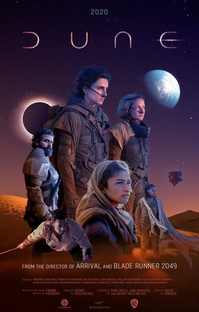 Frank Herbert's Dune  Returns