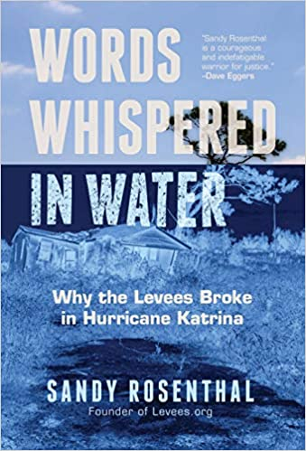 This Just In… Words Whispered in Water  by Sandy Rosenthal