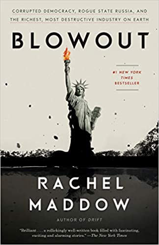 New in Paperback: Blowout by Rachel Maddow