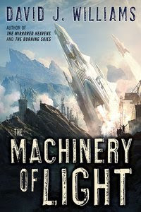 New This Week: The Machinery of Light by David J. Williams