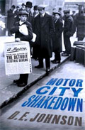 Pierce's Pick: Motor City Shakedown by D.E. Johnson