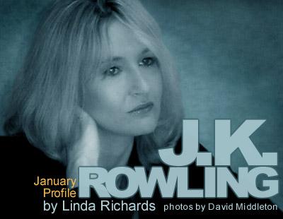 J.K. Rowling to Write Novel for Grown Ups