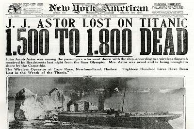 Drama, Skullduggery and Disaster at Sea