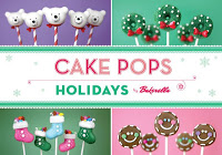 Holiday Gift Guide: Cakepops Holidays by Bakerella