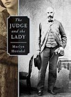 Holiday Gift Guide: The Judge and the Lady by Marlyn Horsdal