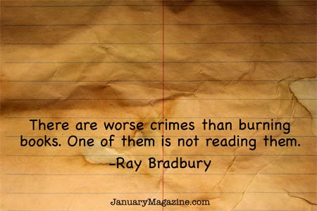 Today's Quote: Ray Bradbury