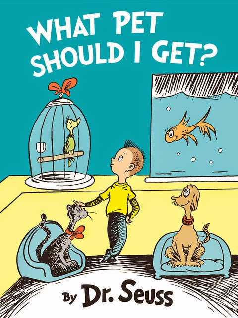 New Dr. Seuss Book to be Published in July