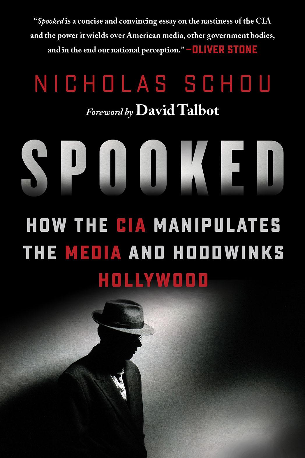 Non-Fiction: Three Digs into the CIA's Dark Side