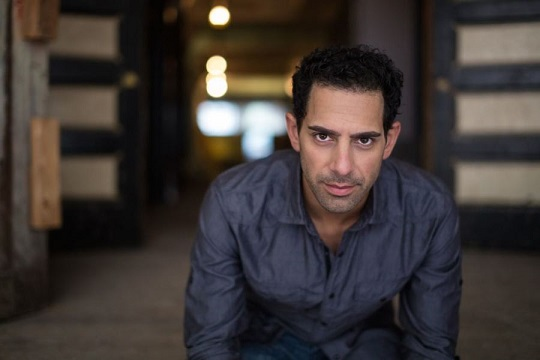 On Acting Podcast: Patrick Sabongui