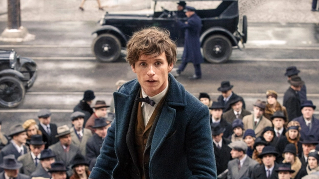 Shooting Starts on Fantastic Beasts  Sequel