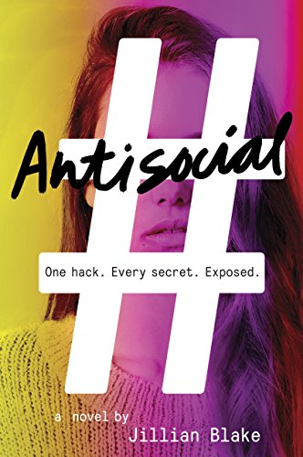 Young Adult: Antisocial  by Jillian Blake