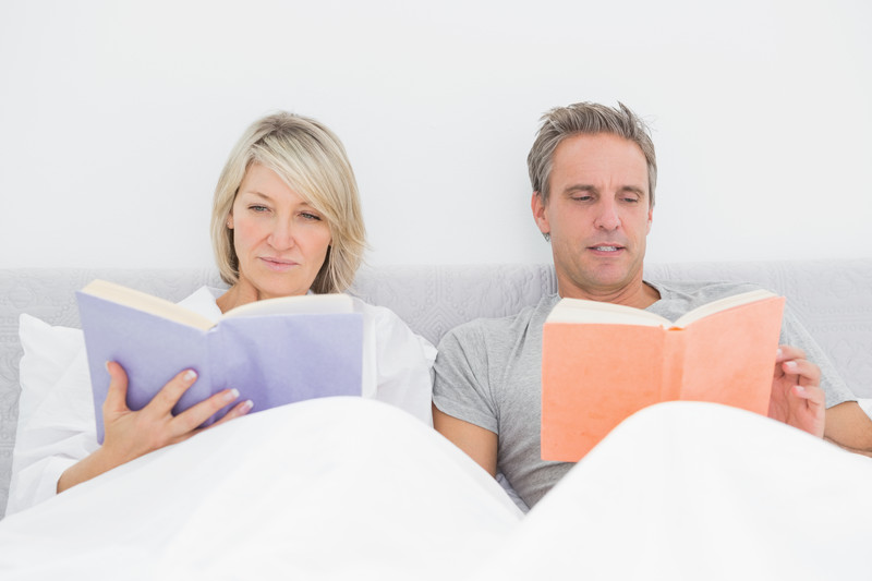 Caution: Reading in Bed May Be Hazardous to Your Health