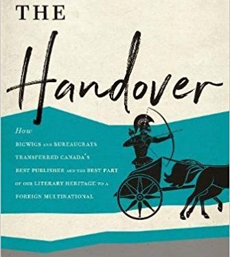Non-Fiction: <i>The Handover</i>&nbsp;  by Elaine Dewar