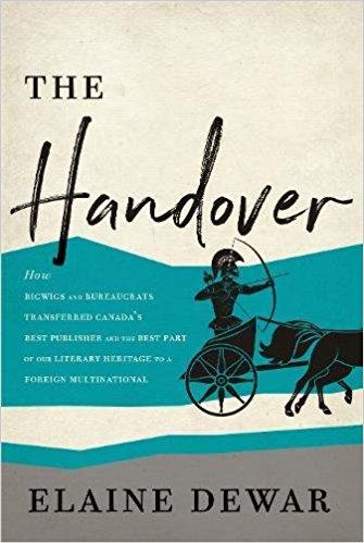 Non-Fiction: The Handover  by Elaine Dewar