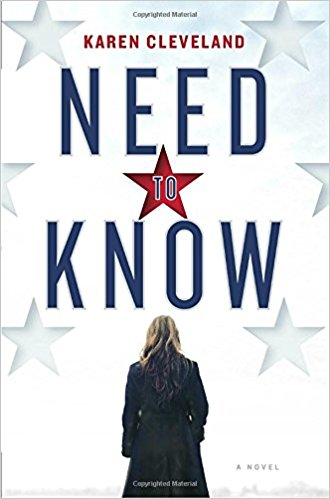 New Fiction: Need To Know   by Karen Cleveland