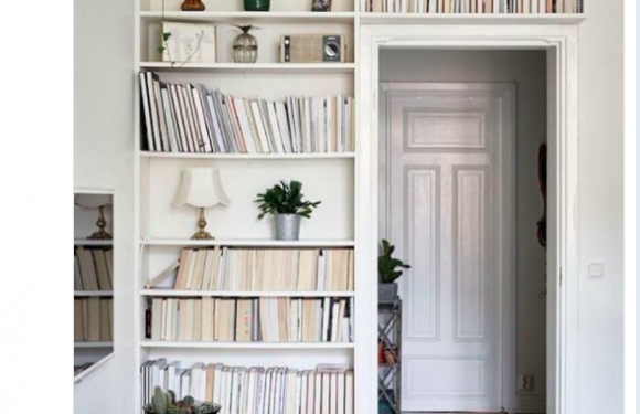 Stupid Design Trends: How Do You  Shelve Your Books?