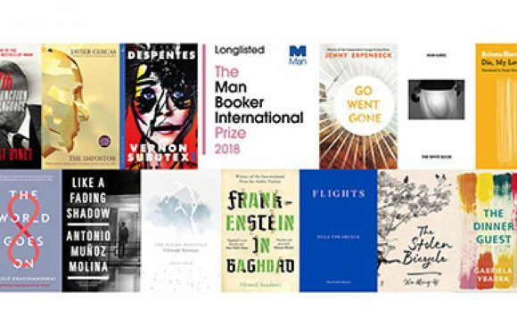 Man Booker International Prize 2018 Longlist Announced
