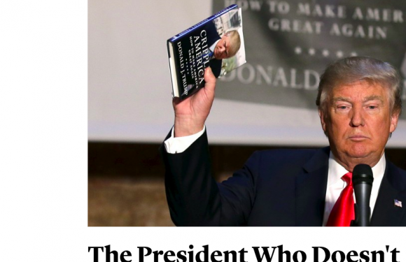 Trump and the Bestseller List