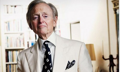 <i>Right Stuff</i> Author Tom Wolfe Has Died