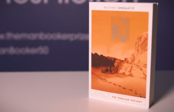 <i>The English Patient</i>  Awarded Golden Man Booker