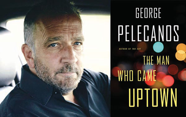 George Pelecanos Out to Dinner with Hitchens, Bourdain and Obama