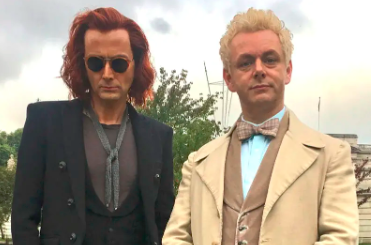 "2019's ""Global Idiocy"" Makes Perfect Timing for ""Good Omens"""