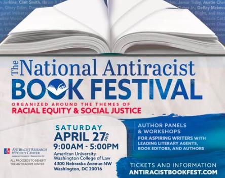 First Antiracist Bookfest Begins Saturday