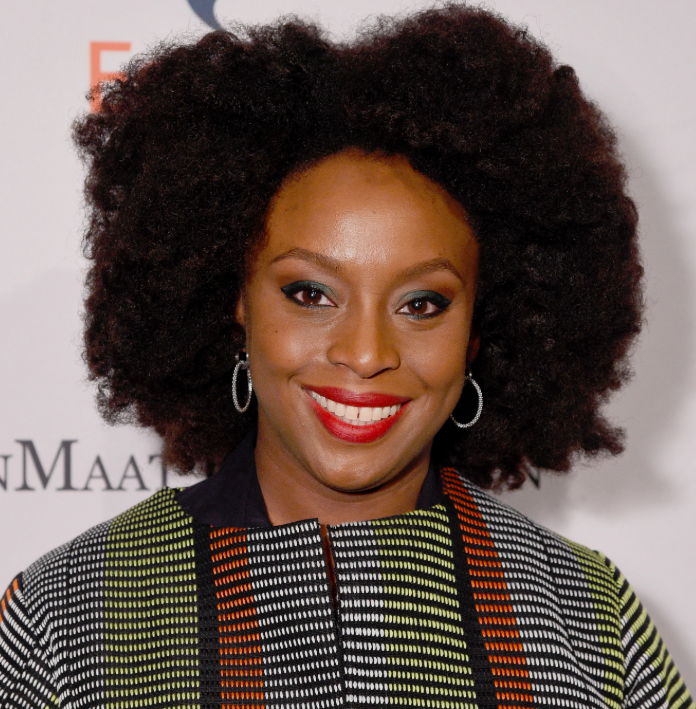Author and Feminist Icon Chimamanda Ngozi Adichie Honored