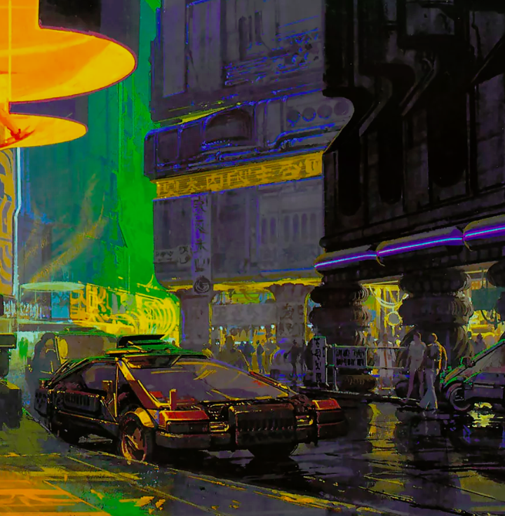 Artist & Futurist Syd Mead Dead at 86