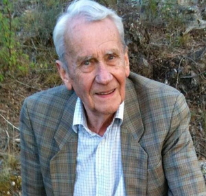 J.R.R. Tolkien Son and Heir Christopher Dies at 95