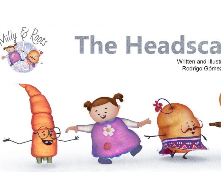 Children's Books: Milly & Roots, The Headscarf by  Rodrigo Gómez Claros