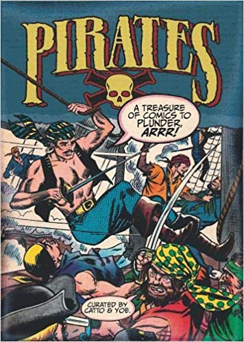 New Graphic Novella Line Plunders the Pirate Persona