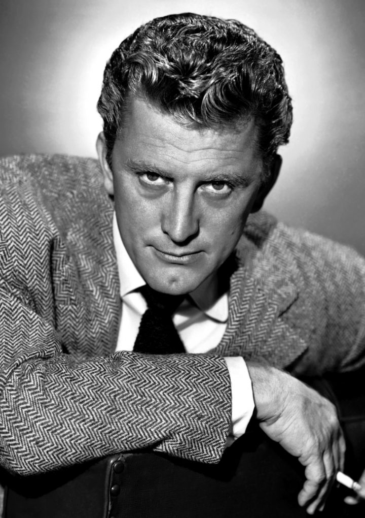 Author and Screen Icon Kirk Douglas Dies Age 103